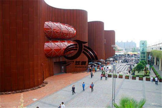 河北省耐候钢板;市场价格上升贸易商订货积极性增加